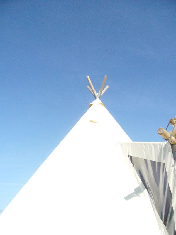 Gu rande 2011 l ile de noirmoutier et les 8 ans d ad le journal des champs - Camping noirmoutier tipi ...