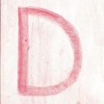 Alphabet Waldorf