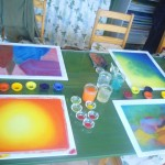 Ateliers Gaïarel Peinture et sculpture intuitive