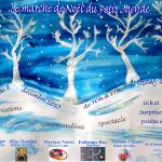 Marché de Noël 2013 du Petit Monde,école et jardin d'enfants d'inspiration Steiner