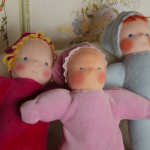 3 cuddle doll pour Judy
