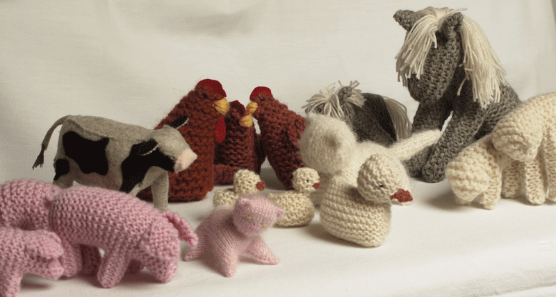 tuto tricot animaux