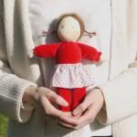 Une poupée pour Coralie