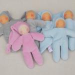 Premières poupées waldorf – First Waldorf doll