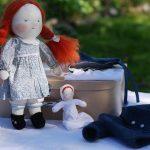 La poupée Waldorf de Margit